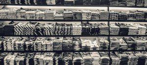 Bügelpresse für viele T-Shirts